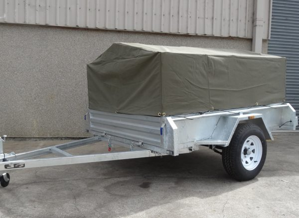 tandem trailers for sale victoria , tandem trailers melbourne , the galvanised trailer company , tipper trailer for sale melbourne