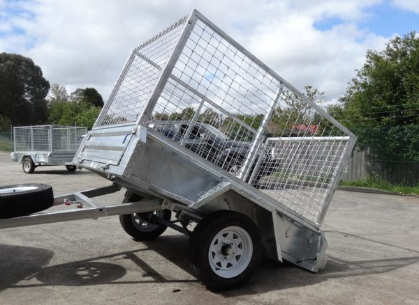 tipper trailers melbourne , tradesman trailers for sale melbourne , tradesman trailers for sale vic , trailer axles melbourne