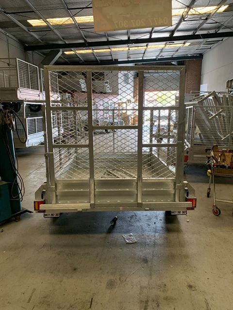 enclosed trailer for sale victoria , enclosed trailers for sale melbourne , galvanised box trailer , galvanised box trailers